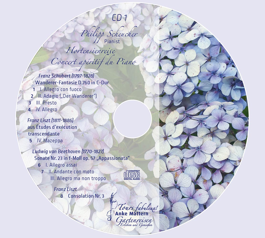 Label CD 1